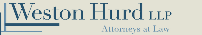 Weston & Hurd Attorneys logo