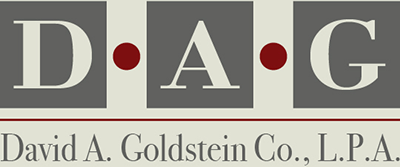 David Goldenstein logo