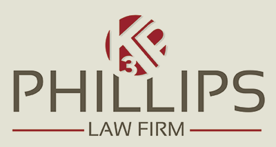 Kelly Phillips 3 Law Firm Logo
